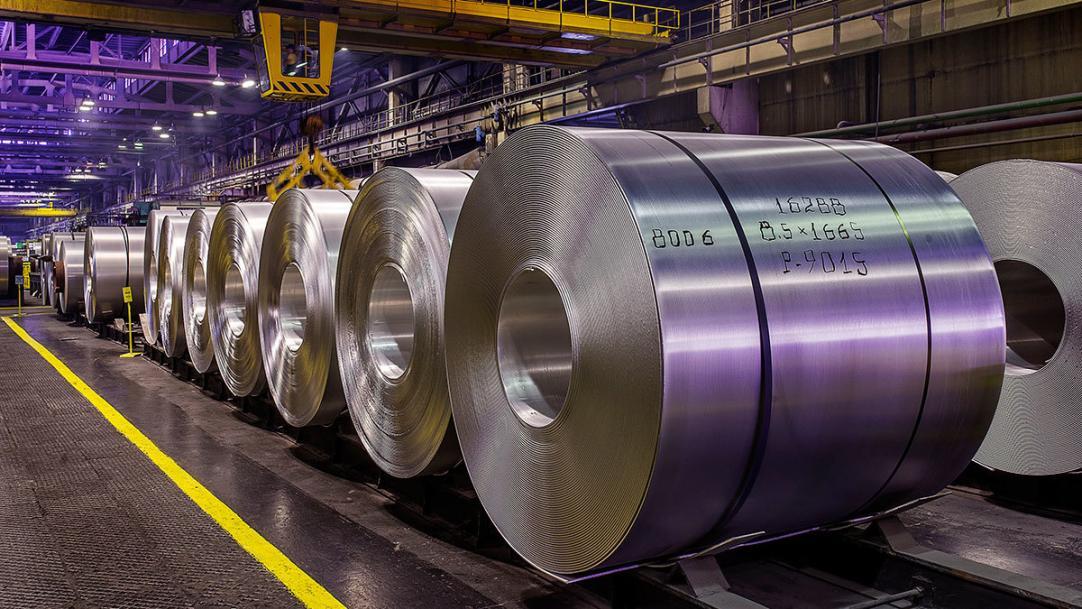 Турция наращивает экспорт стали