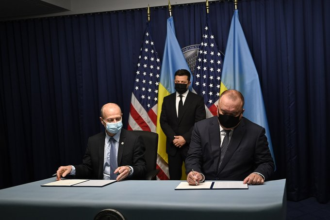 Энергоатом и Westinghouse подписали меморандум о строительстве пяти блоков АЭС