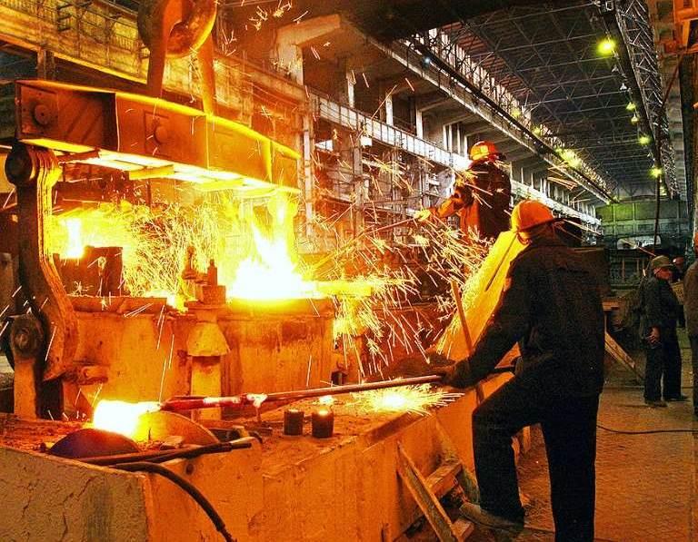 Цены в промышленности перестали резко расти