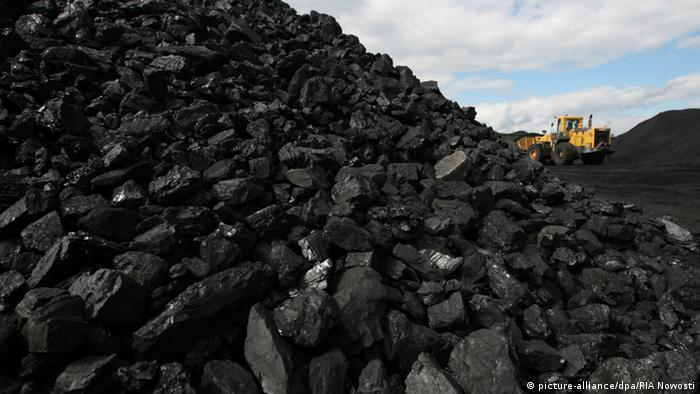 ТЭС Украины накопили угля почти в 4 раза ниже необходимого