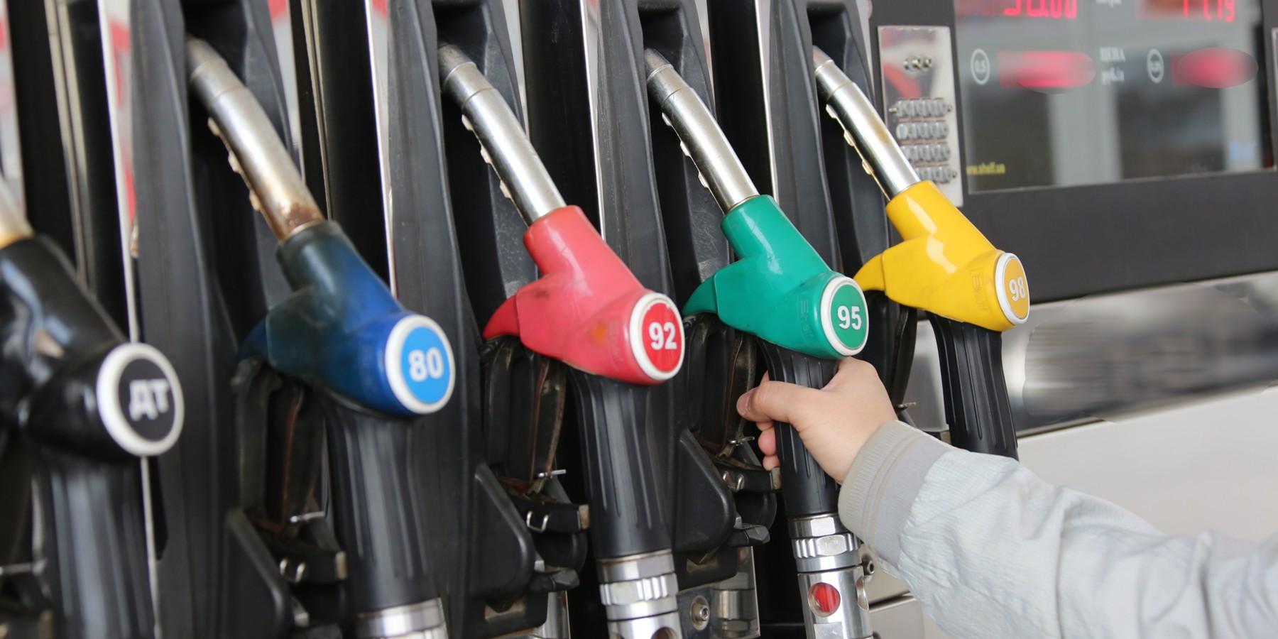 После публикации предельных цен в Украине резко подорожало топливо
