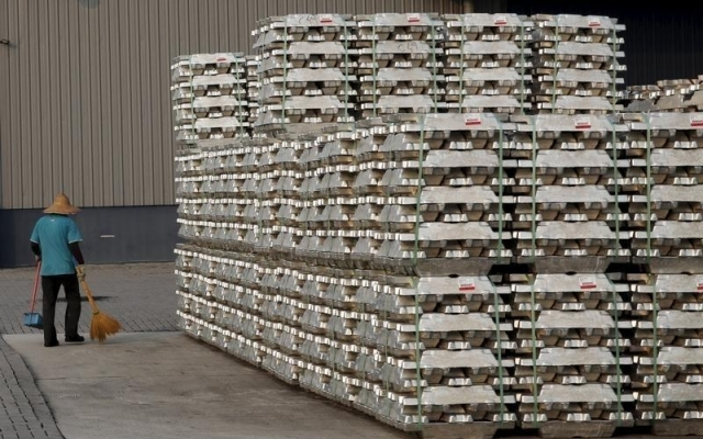 Китай удерживает темпы производства цинка