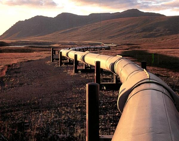 Укртранснафта впервые транспортировала британскую нефть