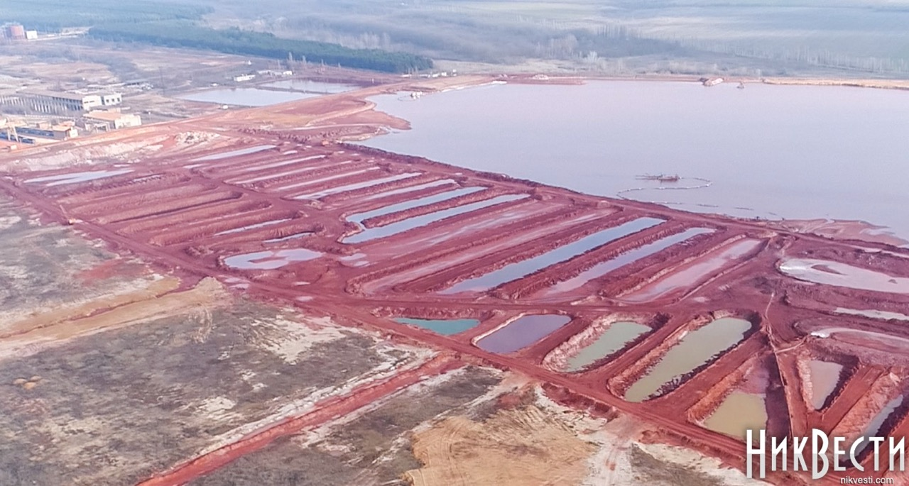 Остановка Николаевского глиноземного завода повредит экологии
