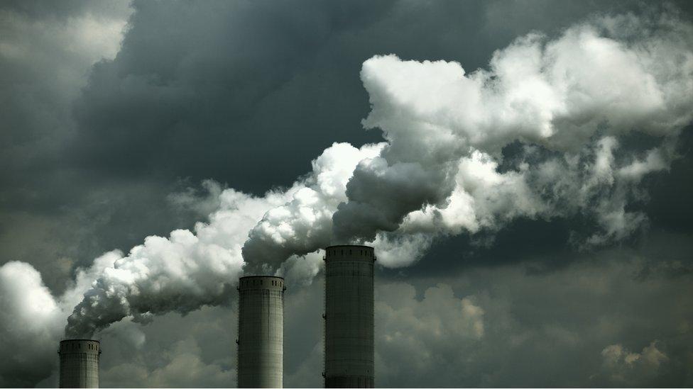 В России хотят создать собственный углеродный налог