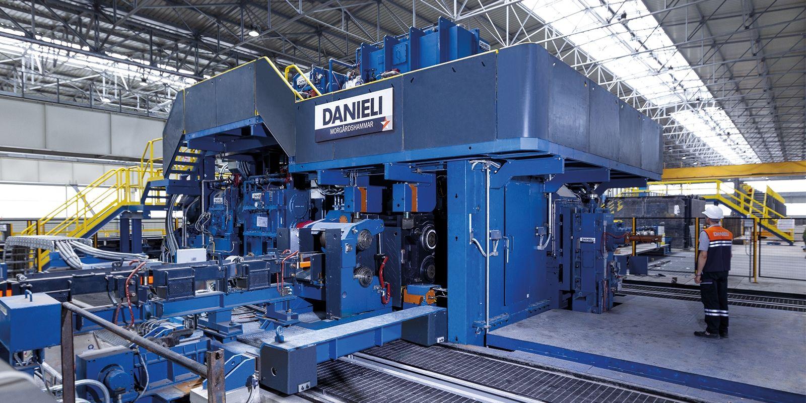 Итальянская Danieli рассчитывает на усиленный приток новых заказов